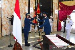 Presiden Jokowi lantik Fadjar Prasetyo sebagai KSAU gantikan Yuyu Sutisna