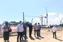 Pembangunan kampus II UINSA Surabaya direkomendasikan dihentikan sementara