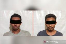 Polsek Banjarmasin Utara ringkus dua buruh lakukan aksi Curanmor