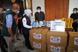 Pemkot Malang dapat bantuan ventilator dari Pemprov Jatim