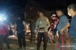 Polisi amankan lima orang terkait pembakaran posko COVID-19 di Merangin