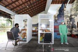 313 warga Banjar Sayan Baleran Badung ikuti 'rapid test'