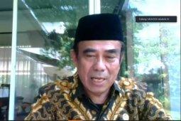 Pemerintah Indonesia tidak berangkatkan jamaah haji 2020 karena pandemi COVID-19