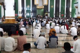 Khatib: Rasullah SAW pernah terapkan physical distancing