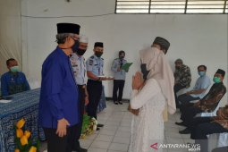 995 warga binaan Lapas Banjarmasin menerima remisi Lebaran
