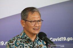 Yurianto: Pasien sembuh COVID-19 meningkat jadi 5.642 orang