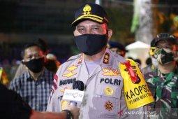 Kapolda monitoring malam takbiran di Sumut