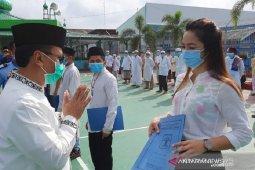 Sebanyak 3.727 warga binaan di Riau peroleh remisi Idul Fitri
