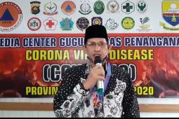 Transmisi lokal tambah 4 pasien COVID-19 di Sungaipenuh