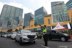 Hari terakhir PSBB tahap kedua Surabaya