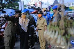 Pemkot Tangerang terus tertibkan PKL bandel
