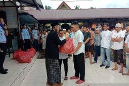 541 Napi Lapas Rantauprapat dapat remisi, 1 bebas