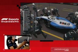 Formula 1: Tampil dominan, Russell juara Grand Prix Monako virtual