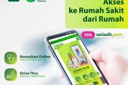 RS Sari Asih Tangerang buka layanan konsultasi online selama PSBB