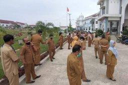 Hari pertama masuk kerja, Kehadiran ASN Aceh Timur capai 98 persen