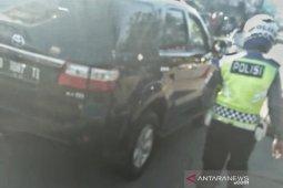 Polda Jabar sampaikan permohonan maaf atas kejadian polisi ngamuk saat ditegur
