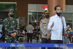 Daftar 25 kabupaten/kota yang dijaga TNI-Polri menuju