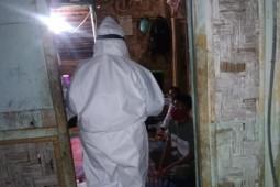 Desa Dambalo-Gorontalo Utara perketat pengawasan usai tes cepat 4 warga reaktif