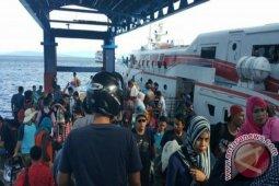 Operasional kapal penyeberangan Banda Aceh-Sabang kembali beroperasi
