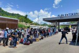 179 Pekerja Migran Indonesia tiba di Pontianak