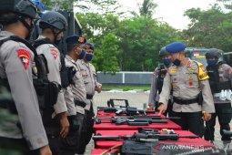 Brimob Polda Maluku siap menghadapi pandemi COVID-19