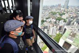 Jepang pertimbangkan terima pelancong asing dari negara rendah infeksi corona