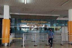Layanan penerbangan pengecualian di Bandara Jambi diperpanjang