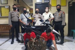 Dua pengendara sepeda motor aniaya polisi lalu lintas di Banda Aceh