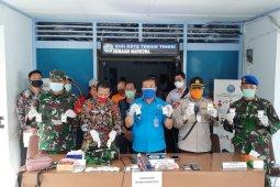 Pengedar sabu yang ditangkap BNN Tebing Tinggi DPO asal Aceh