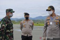 Pangdam Merdeka dan Kapolda Gorontalo koordinasi penerapan normal baru
