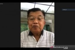 Jusuf Kalla perkirakan normal baru berlangsung tiga tahun