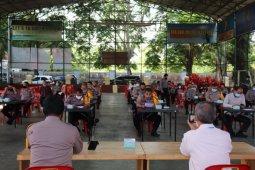 Puluhan personel Polres Langkat ikuti pengisian ITK
