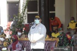 Pemprov Gorontalo dukung gerakan pendisiplinan protokol kesehatan oleh Polda