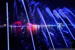 Tempat wisata Purwakarta belum dibuka secara total saat penerapan AKB