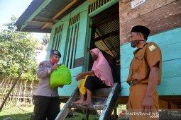Polda Aceh salurkan bantuan COVID-19 untuk masyarakat pulau terluar