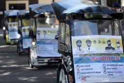 Foto - Menuju Normal Baru, Gerakan Pendisiplinan Masyarakat di Gorontalo