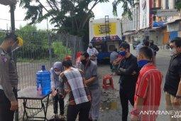 Satlantas Polrestabes Medan kembali buka pelayanan SIM keliling
