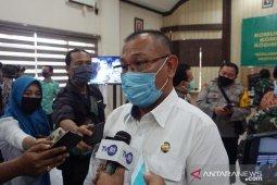 Pemkot Medan belum berikan izin mall beroperasi