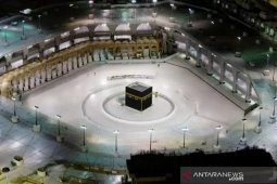 Arab Saudi adakan ibadah haji tahun ini dengan jamaah dalam negeri
