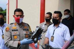 Polisi bekuk lima pencuri ranmor beserta penadahnya