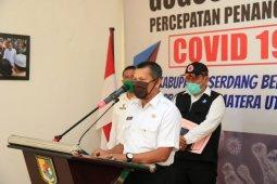 Pemkab Sergai telah salurkan 51.084 paket sembako