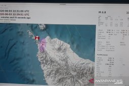 BMKG Aceh analisa potensi gempa susulan