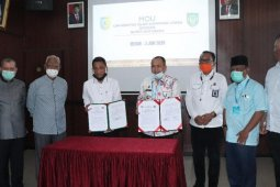 UISU-Pemkab Batubara kerja sama  pengembangan SDM