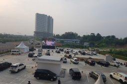 Meikarta hadirkan fasilitas hiburan nonton gratis sambil makan di dalam mobil sambut AKB (video)