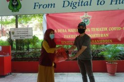 Tiga pegawai Unhas Makassar positif COVID-19
