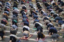 Pelaksanaan Shalat Jumat di Bandung