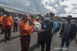 Pertamina peduli salurkan bantuan sembako