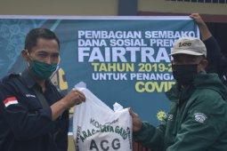 3.200 petani kopi di Gayo terima bantuan dari pengembalian premium fee