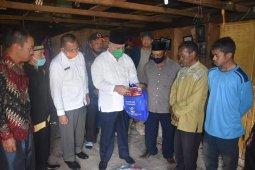 Bupati Shabela bantu korban kebakaran di Aceh Tengah