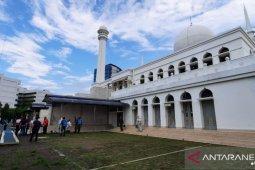 Cuaca cerah warnai perayaan Idul Adha 1441H di Ibu Kota Jakarta